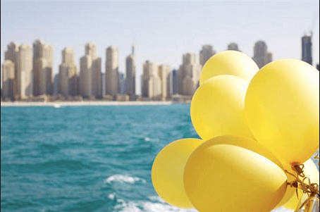 yacht decorations for Birthday Parties