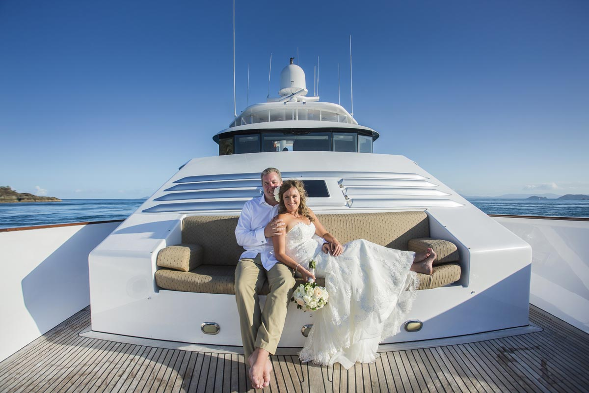 wedding parties on yacht 5